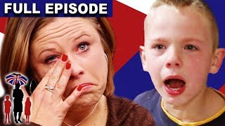 The William Family - Season 3 Episode 12 | Full Episodes | Supernanny USA