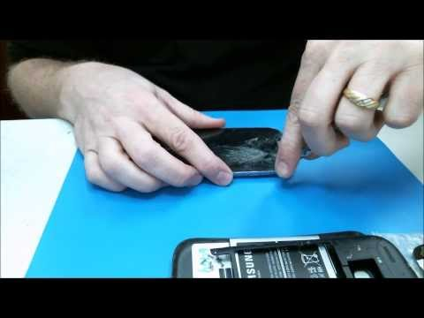 Samsung Galaxy S3 SIII Full LCD Assembly Replacement Guide