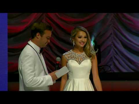 Kory Lynn Jennings   Evening Wear and On Stage Question