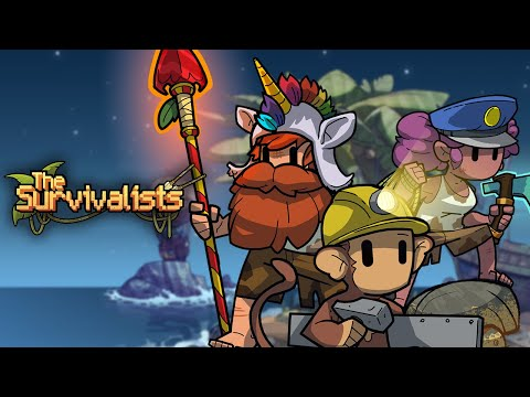 Trailer de The Survivalists Deluxe Edition
