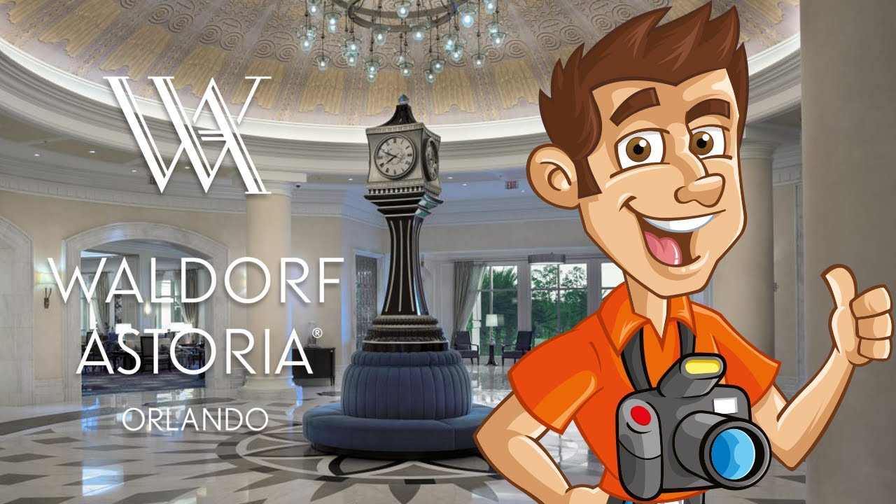 Waldorf Astoria Orlando Hotel and Resort Review