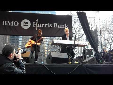1 Where My Heart Goes Colton Dixon - Chicago 11/17/12