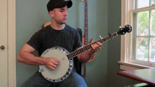 """Mumford and Sons """"The Cave"""" Banjo Lesson (With Tab)"""