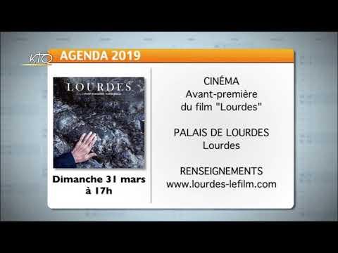 Agenda du 22 mars 2019