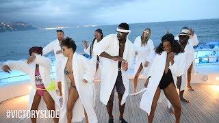 Dwyane Wade's Victory Dance: #VictorySlide | Vacation Crew Challenge