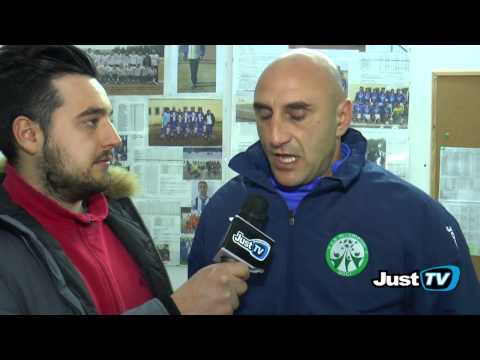 "Preview video Juniores: GINOSA-PUTIGNANO 3-0 Senza scampo il Putignano al ""T.Miani"""