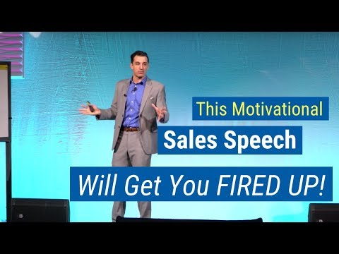 , title : 'This Motivational Sales Speech Will Get You Fired Up! By Marc Wayshak