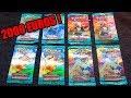 Ouverture de 8 Boosters Pokémon EX ULTRA RARE A 2000 EUROS ! UNE EX INCR...