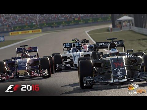 F1 2016 - Gameplay PC Steam PT-BR