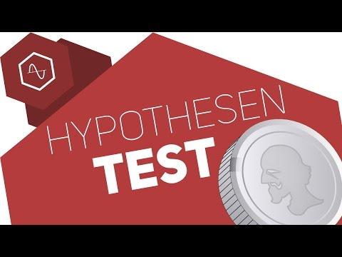 Cover: Rechtsseitiger (einseitiger) Hypothesentest - YouTube