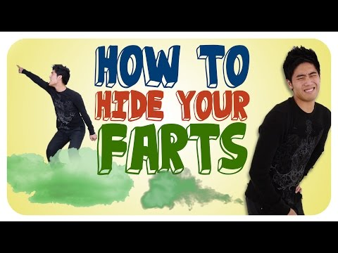 How To Hide Your Farts