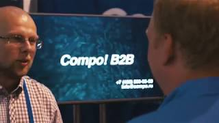 Презентация платформы CompoB2B на ECOM expo