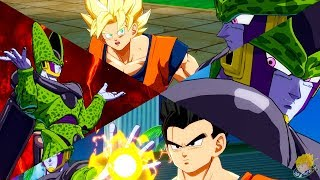 Dragon Ball FighterZ - Cell is Savage & Funny Moments & More【60FPS 1080P】