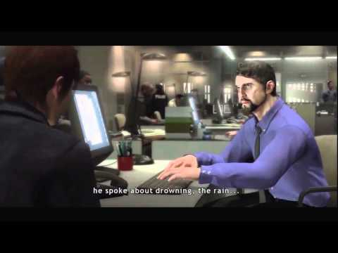 Heavy Rain The Movie Is The Longest Playthrough Video You'll Ever Watch