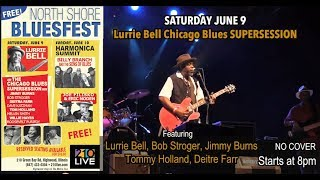 The North Shore Blues Fest at 210 LIVE - June 9th & 10th
