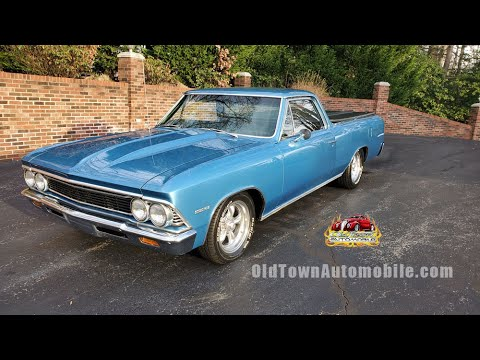 1966 Chevrolet El Camino (CC-1433826) for sale in Huntingtown, Maryland