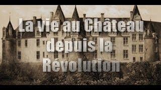 preview picture of video 'La vie au château de Châteaubriant depuis la révolution (bande annonce)'