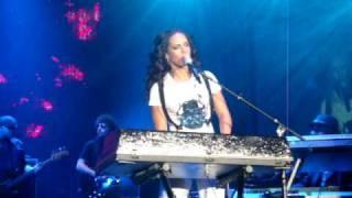 Alicia Keys@Ahoy Rotterdam 27 okt '08 - Go Ahead