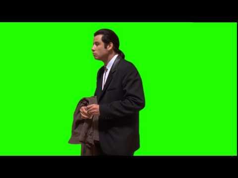 Confused Travolta - New Green Screen 1280x720