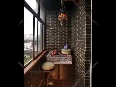 Примеры обустройства балконов и лоджий от АРСеналстрой