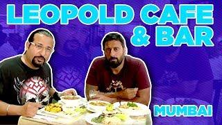 Leopold Cafe & Bar | Best Cafe In Mumbai | #rockyandmayur | Indias Best Restaurants