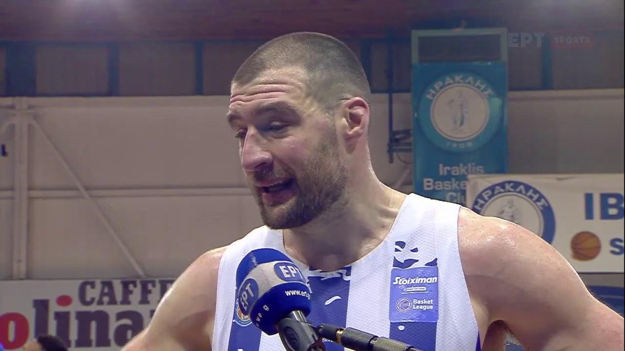 Basket League | Βασίλης Καββαδάς: Κανένα παιχνίδι δεν είναι εύκολο | 14/03/2021 | ΕΡΤ
