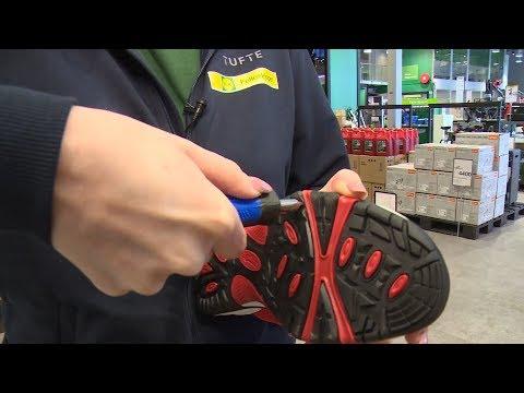 BestGrip Pigger til sko for hæl 15,1 mm 20 stk