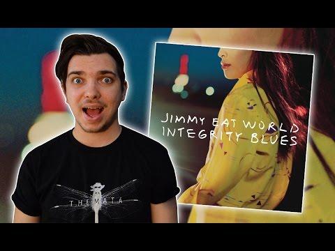 Jimmy Eat World – Integrity Blues | Album Review