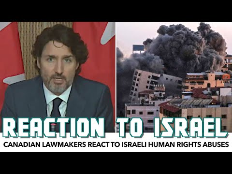 Canadian Lawmakers React To Israeli Strikes