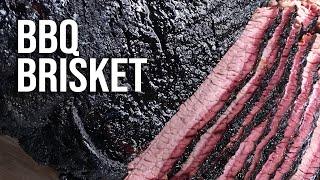 BBQ Brisket recipe by the BBQ Pit Boys