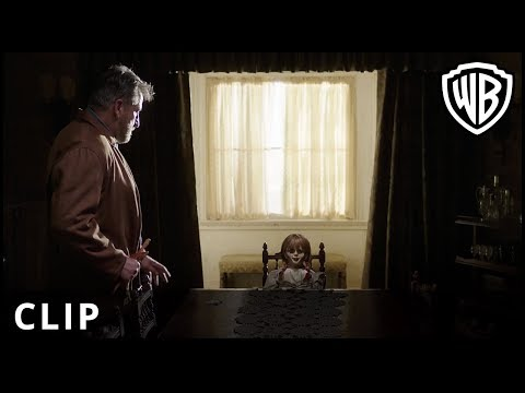 Annabelle: Creation (Clip 'Found You')