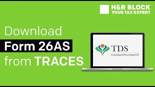 How to view Form 26AS and download it from TRACES