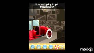 Escape the Titanic Walkthrough Pulley & Car Puzzle (iPhone/iPad)