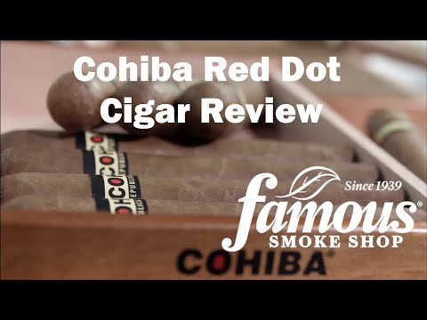 Cohiba video