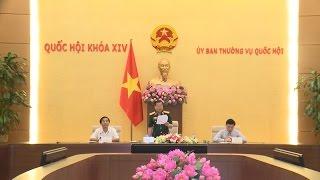 Phó Chủ tịch Quốc hội Đỗ Bá Tỵ tiếp Đoàn người có công với cách mạng tỉnh Kiên Giang