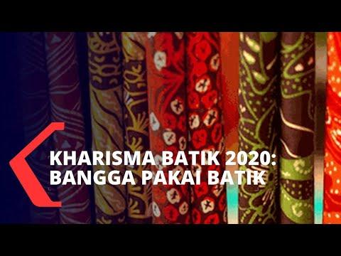 fashion show kharisma batik bangga pakai batik
