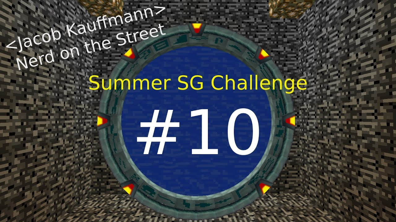 Episode 10 - Summer SG Challenge