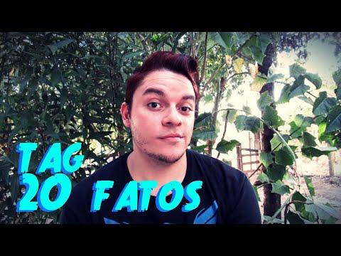 Tag 20 fatos literários sobre mim   Tags #018