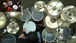 Zoot Suit Riot by Cherry Poppin' Daddies Drum Cover by Myron Carlos