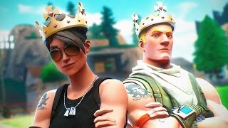 GREATEST DUO RETURNS!! WORLD CUP PRACTICE W/ TFUE!!