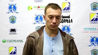 Евгений Фадеев: «Нужно продолжать в том же духе»