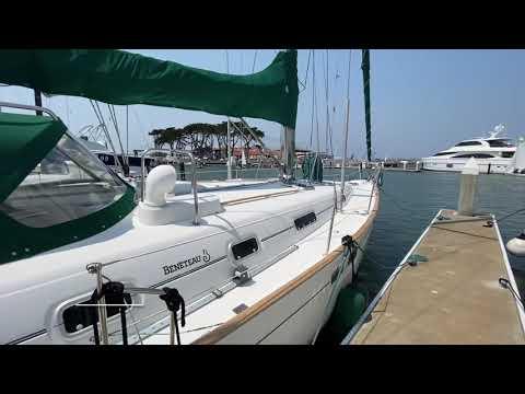 Beneteau Oceanis 461 video