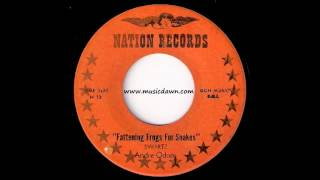 Andre Odom - Fattening Frogs For Snakes [Nation] 1966 Blues 45