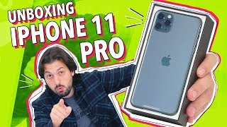 IPHONE 11 PRO MAX: UNBOXING!