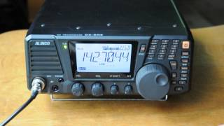 Alinco DX-SR8T HF Transceiver review