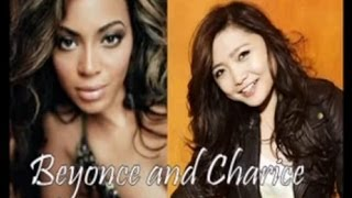 Beyonce and Charice -  'Listen'