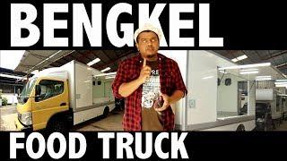 Bengkel Pembuatan Food Truck
