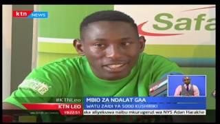 KTN Leo: Bingwa wa Olimpiki Consenslus Kipruto atashindana mbio za Ndalat Gaa - Nandi, 5/10/16