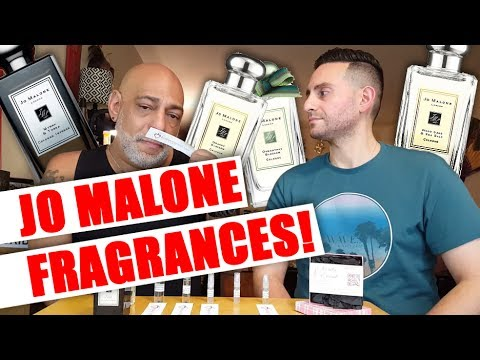 Jo Malone House Overview | Fragrance Review / Cologne Review