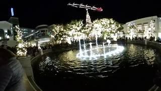 Christmas Light - The Grove (SamSung 360 video)- Cuộc Sống Mỹ